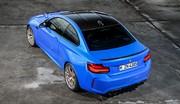 La BMW M2 CS se dévoile avant l'heure !
