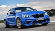 BMW M2 CS (2020) : 450 ch pour 99 800 €