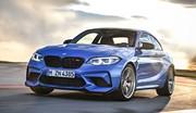 BMW dévoile sa M2 CS : 96.500€ et 131 exemplaires pour la Belgique et le Luxembourg
