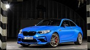 BMW M2 CS : les infos officielles
