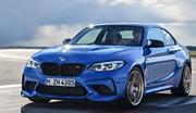 """Une version """"CS"""" de 450 ch pour la BMW M2"""
