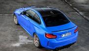 Nouvelle BMW M2 CS se dévoile Sans Compromis !