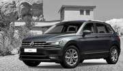 Volkswagen Tiguan Match : un rabais sur le prix de 1 255 €