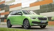 Essai Skoda Kamiq 1.6 TDI : le petit SUV diesel attendu des pros