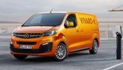 L'Opel Vivaro passe en 100% électrique