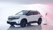 Citroën C5 Aircross : voici la version hybride rechargeable, dès 39 950 €