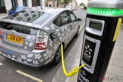 Toyota Prius rechargeable : moins ambitieuse que prévu