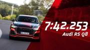 L'Audi RS Q8 décroche un record sur le Nürburging