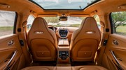 Aston Martin dévoile l'intérieur et le prix de la DBX