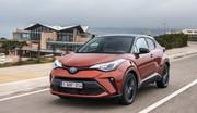 Essai Toyota C-HR restylé (2020) : enfin du peps !