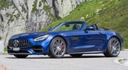 Essai Mercedes-AMG GT C Roadster