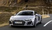 Audi R8 : la propulsion intègre la gamme