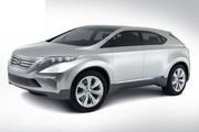 """Concept Lexus LF-Xh : Rouler en tout-terrain """"écologique"""""""