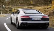 L'Audi R8 V10 RWD (2020) propulsion produite en série