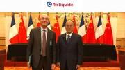La Chine se dirige vers la voiture hydrogène grâce à Air Liquide