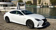 Essai Lexus RC300h restylée (2019) : l'injustement oubliée