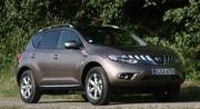 Essai Nissan Murano 3.5 l V6 255ch : Cure de jouvence pour le Murano