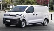Citroën Jumpy : passage à l'électrique en 2020