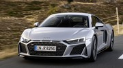 L'Audi R8 propulsion fait son grand retour