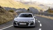 Audi R8 : en propulsion pour « tout le monde »