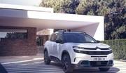 Voici combien coûte le Citroën C5 Aircross hybride rechargeable