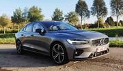Essai Volvo S60 T4 : Moins, c'est plus