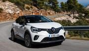 Nouveau Renault Captur : les finitions et équipements