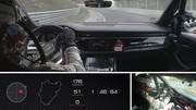 L'Audi RS Q8 est le SUV le plus rapide sur le Nürburgring