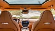 Aston Martin DBX : l'intérieur et le prix