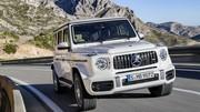 Le Mercedes Classe G va se convertir à l'électrique