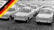 C'était comment l'automobile en Allemagne de l'Est ?