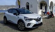 Essai Renault Captur 2 : Des formes libérées