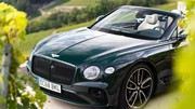 Essai Bentley New Continental GTC