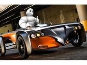 Venturi et Michelin vont présenter un véhicule très technologique
