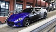 Maserati GranTurismo Zèda : la fin avant l'électrique