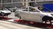 L'usine européenne de Tesla sera construite en Allemagne