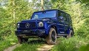 Mercedes fera une version électrique de son classe G