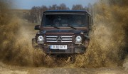 """Mercedes Classe G électrique : papy fait de la """"résistance"""""""
