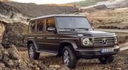 Mercedes Classe G : bientôt la version EQG