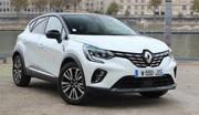 Essai Renault Captur TCE 155 ch Initiale Paris : que vaut le Captur le plus puissant et le plus cher?