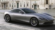 Voici la nouvelle Ferrari Roma (2019), une GT de 620 chevaux