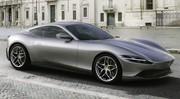 Ferrari Roma : Une nouvelle GT 2+2 de 620 ch