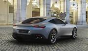 Ferrari Roma, la Dolce Vita en cheval cabré
