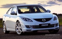 Diesel plus puissant pour la Mazda 6