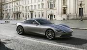 Ferrari Roma (2019) : élégance à l'italienne