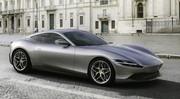 Ferrari Roma (2019) : la nouvelle petite GT de 620 ch