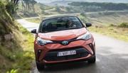 Essai Toyota C-HR : L'hybride avec force