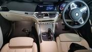 L'intérieur de la nouvelle BMW Série 4 surpris