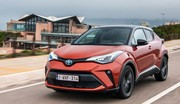 Essai Toyota C-HR : Sportivité décomplexée !