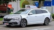 La Renault Talisman Estate restylée de sortie en Allemagne